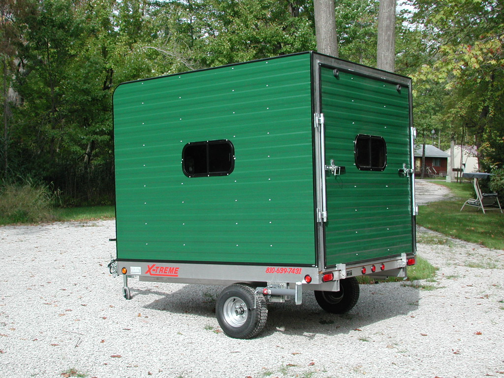 Montrose Trailers Atv