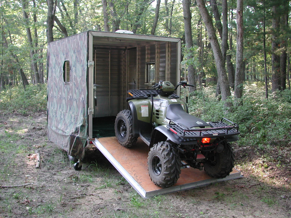 Atv Trailers For Hunting Related Keywords Atv Trailers